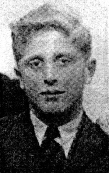 Hleszczowa. Jan Niedźwiedź żołnierz samoobrony, zamordowany przez ludobójców zOUN-UPA 11.11.1944 r.