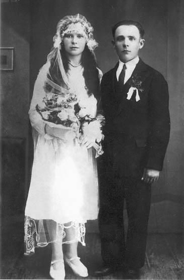 Skoryki. Bartłomiej Groński 58 lat zamordowany (żona ocalała) przez OUN-UPA 14.10.1948 r.