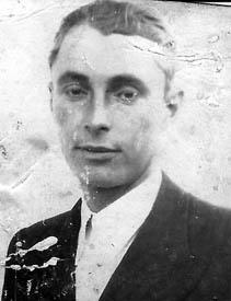 Wolica, przysiółek Wieczorki. Kazimierz Witlicki, zamordowany wraz zżoną idzieckiem wkwietniu 1944 r. przez OUN-UPA.